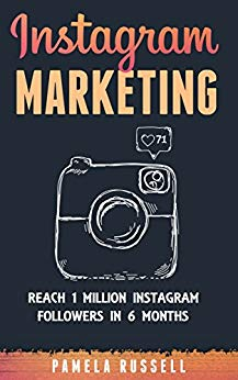 pamela-russell-dominating-instagram I 5 migliori libri sull'Instagram Marketing per il 2019