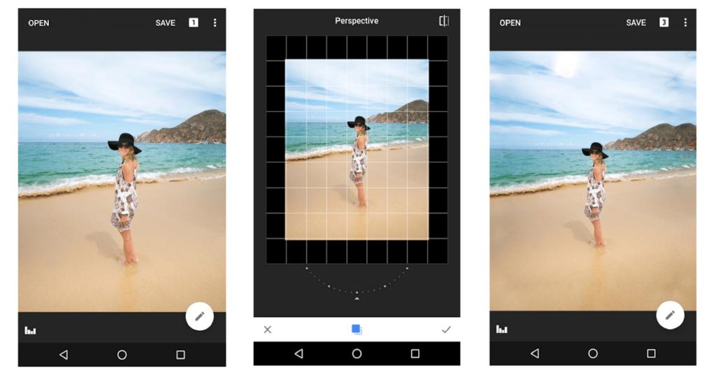 snapseed-1024x536 Migliori app e strumenti per Content Creator - Parte 1 [2019]