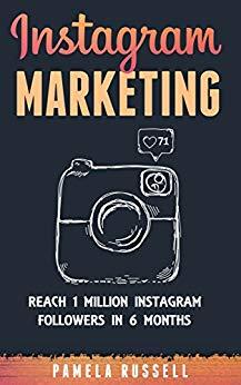 pamela-russell-dominating-instagram I 5 Migliori libri sull'Instagram Marketing (2021)